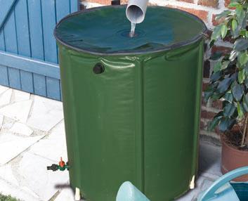 Verdeesvida para recoger agua de lluvia - Recoger agua lluvia ...
