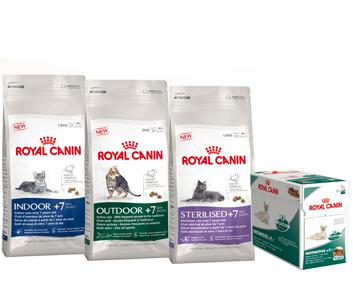 Verdeesvida nuevos alimentos para gatos mayores - Alimento para gatos esterilizados ...