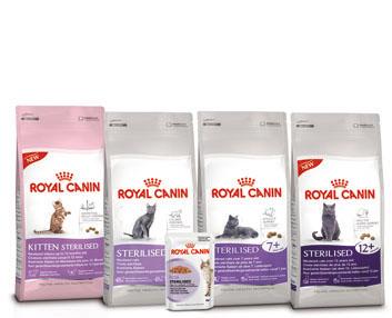Verdeesvida alimentos especiales para gatos esterilizados - Alimento para gatos esterilizados ...