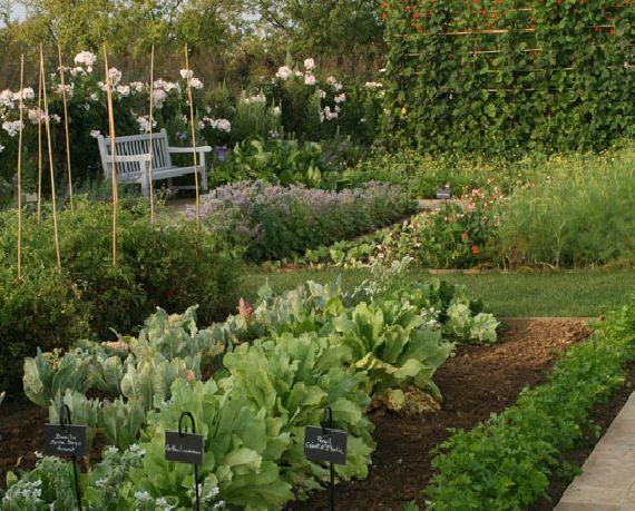 Verdeesvida los jardines frutales de laquenexy - Huerto y jardin ...