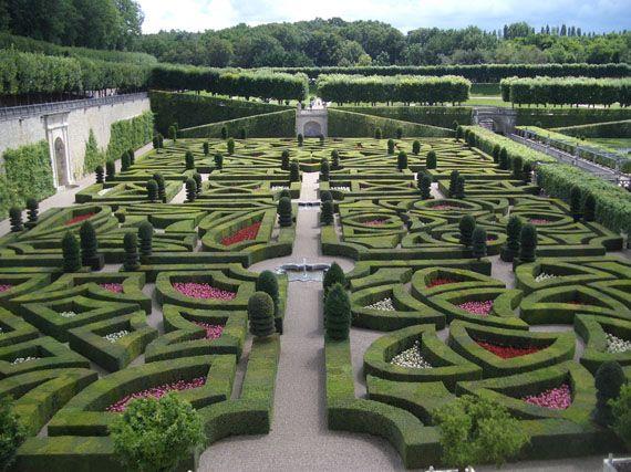 Verdeesvida jardines de villandry amor y geometr a for Jardines italianos