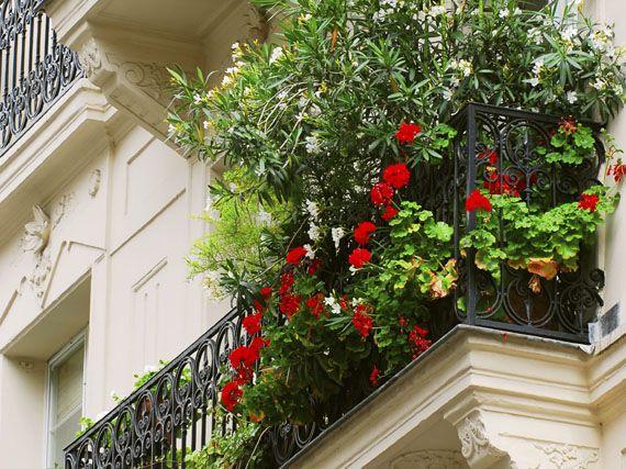 Verdeesvida pon tus balcones a punto de primavera 1 for Jardineras para balcones